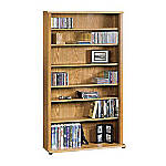 Sauder Multimedia Storage Tower 55 12