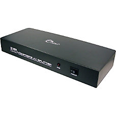 SIIG 1x8 Composite Video Audio Splitter