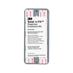 3M Twist n Fill Dispenser Installation