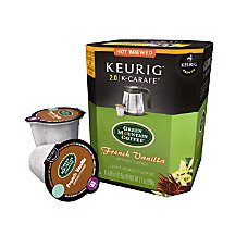 Green Mountain Coffee French Vanilla K