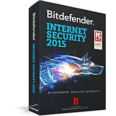 Bitdefender Internet Security 2015 1 User