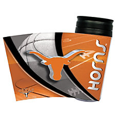 Hunter NCAA Insulated Travel Tumbler Texas