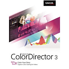 CyberLink ColorDirector 3 Ultra Download Version