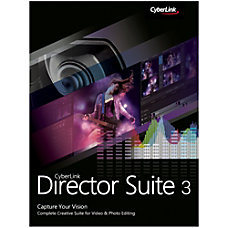 CyberLink Director Suite 3 Download Version