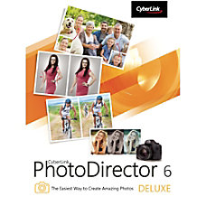 CyberLink PhotoDirector 6 Deluxe Download Version