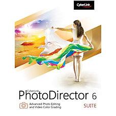 CyberLink PhotoDirector 6 Suite Download Version