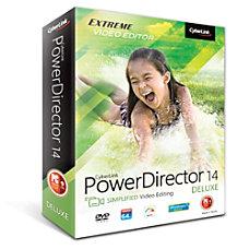 CyberLink PowerDirector 13 Deluxe Download Version