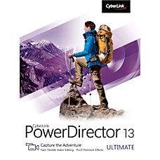 CyberLink PowerDirector 13 Ultimate Download Version