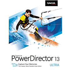 CyberLink PowerDirector 13 Ultra Download Version