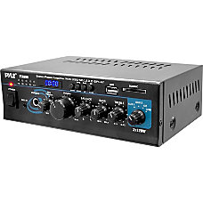 PyleHome PTAU55 Amplifier 240 W RMS