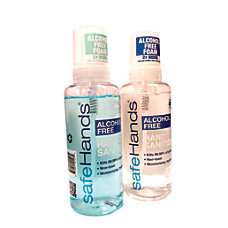 safeHands Hand Sanitizer Foam Clean Linen