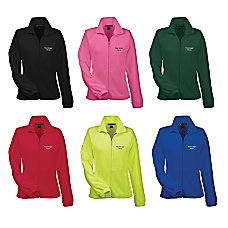 Full Zip Fleece Womens