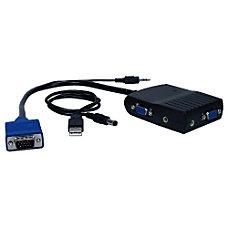 QVS MSV12MA Video Splitter