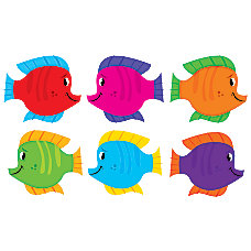Scholastic Accents Fish