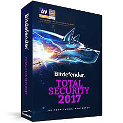 Bitdefender Total Security 2017 5 Users