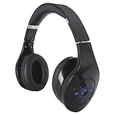 IQ Sound Bluetooth Headphone With Speakerphone