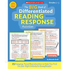 Scholastic The BIG Book Of Differentiated