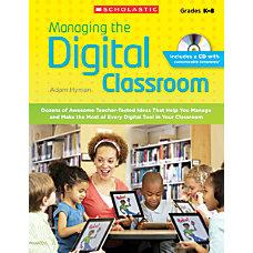 Scholastic Managing The Digital Classroom