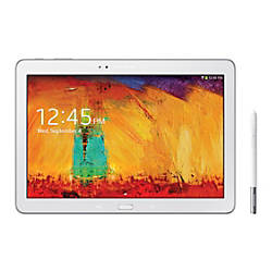 Samsung Galaxy Note™ 10.1 Tablet, 32GB, White