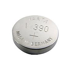 Lenmar WC390 Silver Oxide Watch Battery