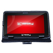 LINSAY F 7HD2Core 7 Tablet Bundle