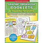 Scholastic Graphic Organizer Booklets For Reading
