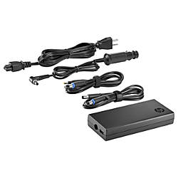 HP 90W Slim Combo wUSB Adapter