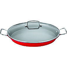 Cuisinart 15 Paella Pan with Glass