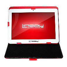 LINSAY F 10XHD4Core 101 Tablet Bundle