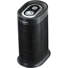 Honeywell True HEPA Compact Tower Allergen