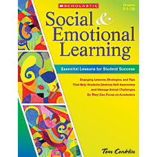 Scholastic Social And Emotional Learning Essential