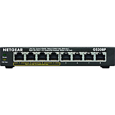 Netgear GS308P Ethernet Switch