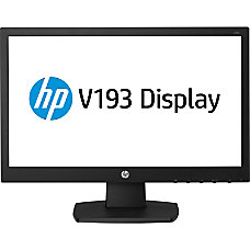 HP Business V193 185 LED LCD