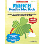 Scholastic Monthly Idea Book March