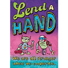 Scholastic POP Chart Lend A Hand