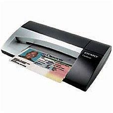 DYMO Portable Color Business Card Scanner