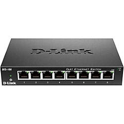 D Link 8 port Fast Ethernet