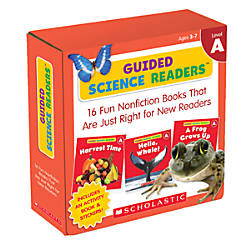 Scholastic Guided Science Readers Parent Pack