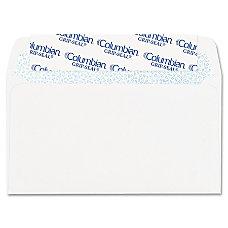 Columbian Grip Seal Business Envelopes 6
