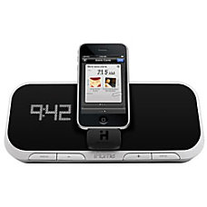 iHome iA5 App Enhanced Alarm Clock