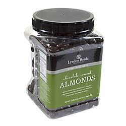 Lyndon Reede Dark Chocolate Covered Almonds