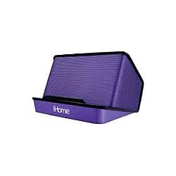 iHome iHM27 Speaker System Yes Battery