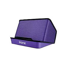 iHome iHM27 Speaker System Battery Rechargeable