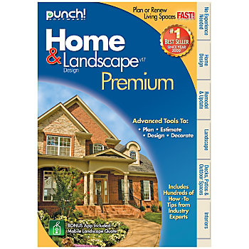 Punch home landscape design premium 17 traditional disc by for Punch home landscape design crack