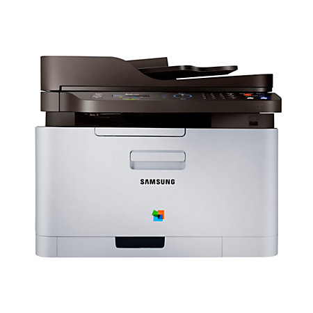 samsung xpress c460fw wireless color all in one printer by. Black Bedroom Furniture Sets. Home Design Ideas