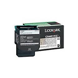 Lexmark C544X4KG High Yield Black Toner