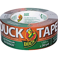 Duck OutdoorExterior Duct Tape 188 Width