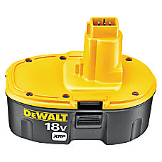 DeWalt XRP Rechargeable Battery Pack 18V