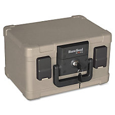 FireKing Waterproof Fire Chest For 10