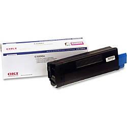 OKI 43034802 Magenta Toner Cartridge
